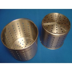 Perforated Chip Bucket