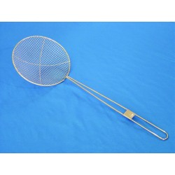 Knitted Lifter, Round 10 inch, wire handle