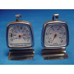 Thermometers Oven/Fridge